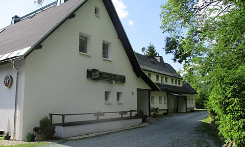 Pension in Klingenthal